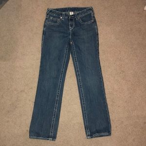 Boys Size 12 True Religion Straight Jeans